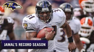 25 Seasons: Jamal Lewis' 2,000-yard Season