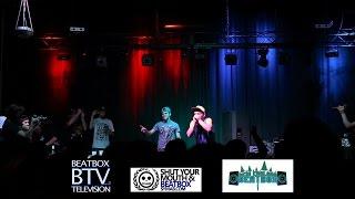 Villain vs NaPoM / Semifinals - Midwest Beatbox Battle 2015