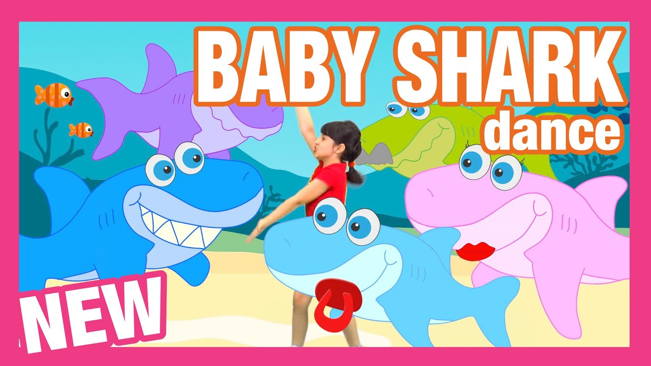 BABY SHARK Dance | Sing and Dance! | 💚 NEW VERSION 💚 - YouTube