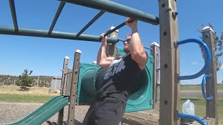Some Parents Don't Want People Exercising on Playgrounds