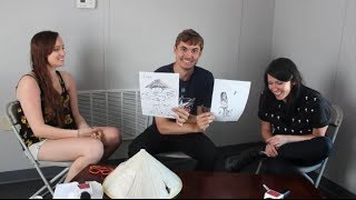The Story So Far and K.Flay Vans Warped Tour 2014 Interview!