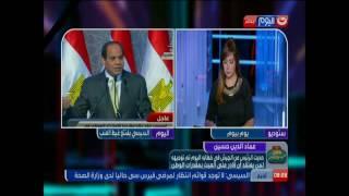 بالفيديو.. عماد الدين حسين يكشف أهم رسالة في خطاب السيسي
