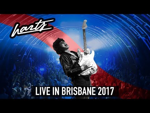 Harts – Live In Brisbane 2017 [Concert Film]