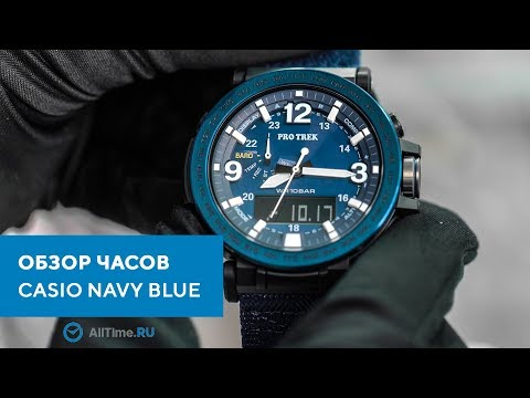 Обзор часов Casio Pro Trek PRG-600YB-2ER | Японские наручные часы | AllTime