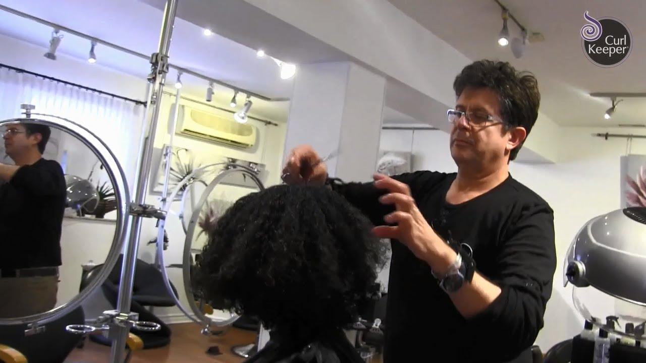 Meet Curl Keeper Creator Jonathan Torch Youtube