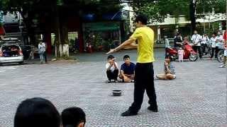 Lương Mỡ vs Duy Popp | Lương Mỡ WINNER | Dance Batttle | 12/10/2012