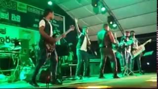 polgahawela HORIZON band bass & drum solo   +94776071811--manoj