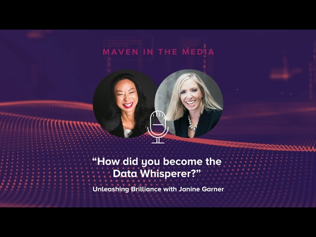 How Data can Unlock Brilliance - Unleashing Brilliance with Janine Garner
