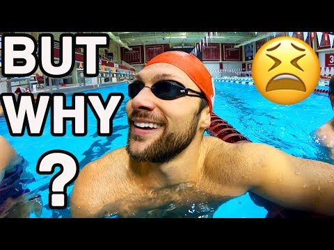 WHY SWIMMING IS A LIE