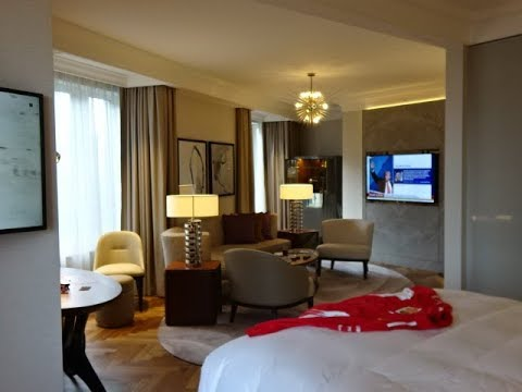 Ritz Carlton Hotel, Berlin, Germany