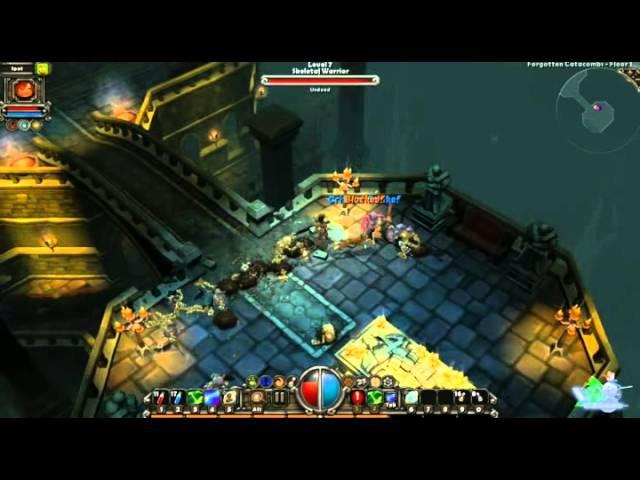 Torchlight (видео)
