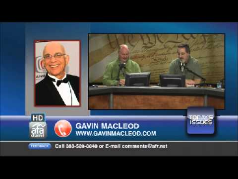 Gavin MacLeod from The Love Boat, will share his testimony in - This Is Your Captain Speaking.