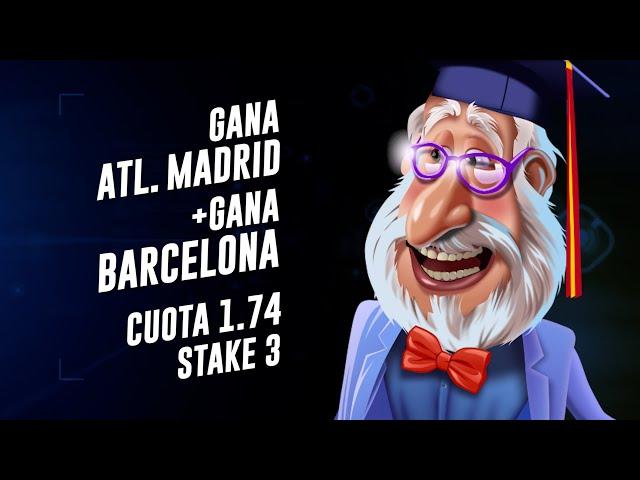 Pronóstico Atlético Madrid - Huesca / Barcelona - Getafe 21/04/2021 - Profebet en Curubito-Teve.cat