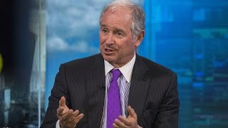 Blackstone's CEO Steven Schwarzman