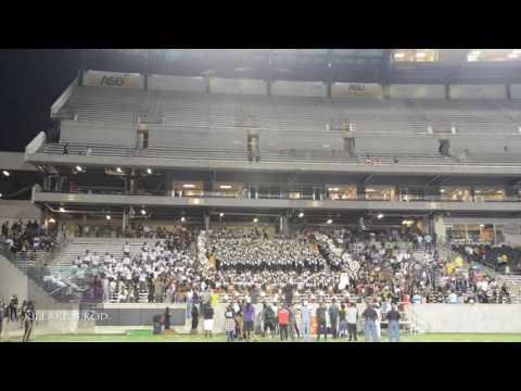 Alabama State vs Texas Southern University - 5th Quarter - 2016