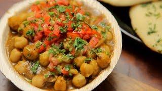 How To  Make Chole | Homemade Chole Masale Recipe | Divine Taste With Anushruti