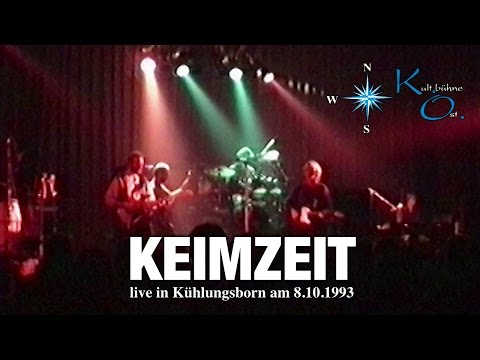 Keimzeit   1993 Kühlungsborn, Germany FULL SHOW  HQ Audio