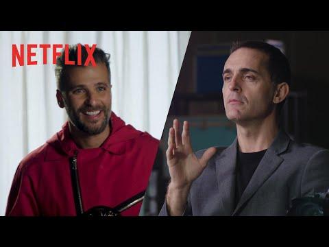 Bruno Gagliasso faz teste de elenco com Pedro Alonso | Netflix