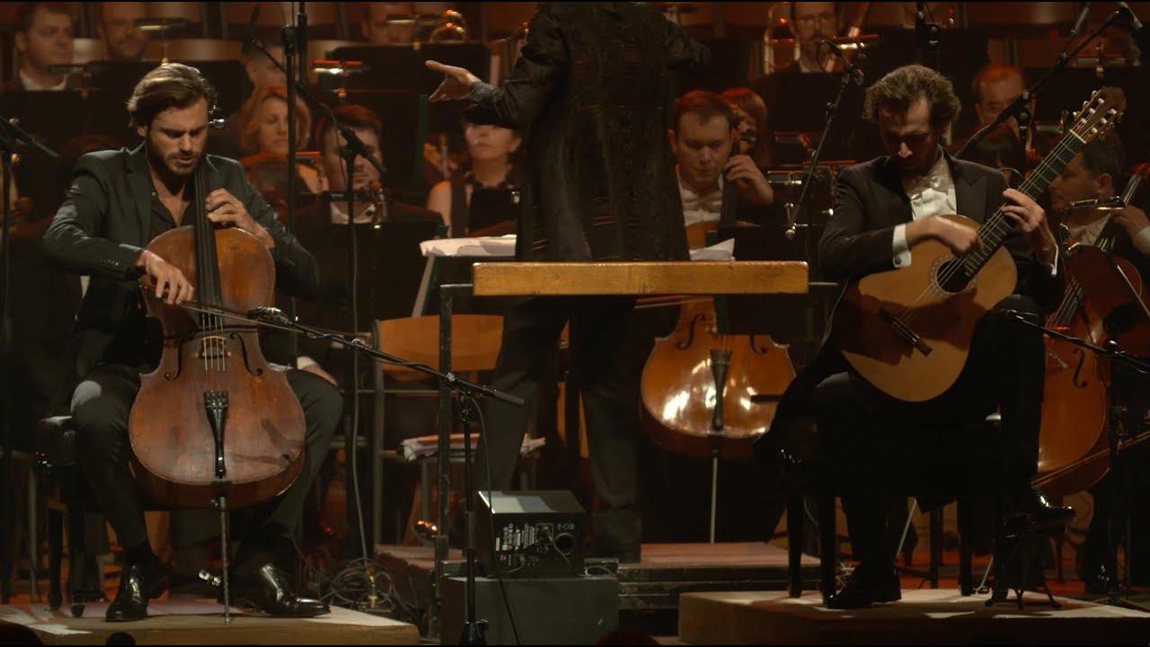 Hauser Petrit çeku Concierto De Aranjuez Youtube