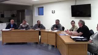 Séance du conseil municipal du 7 mai 2018 partie 2