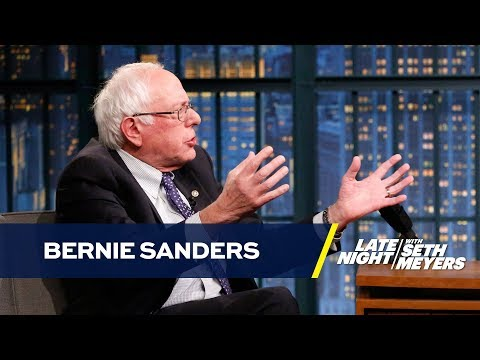 Senator Bernie Sanders Explains Why Obamacare Isn