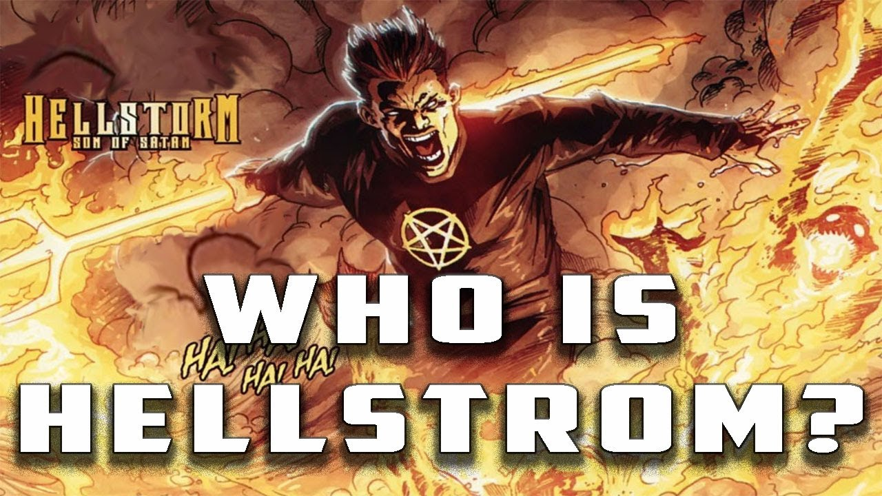 History and Origin of Marvel's DAIMON HELLSTROM! The Star of Hulu's Helstrom Series