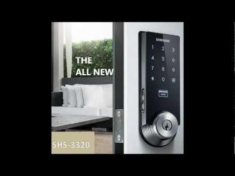 Samsung Shs P718 Fingerprint Digital Door Lock Doovi