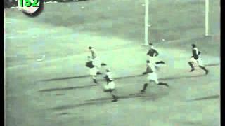 Springbok Try Nr: 152 - Tom van Vollenhoven (1955 - British Lions, 2nd Test, Newlands)