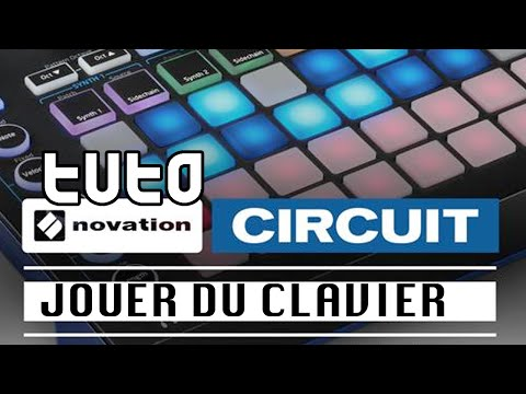 Tuto Novation Circuit - Brancher un clavier midi (improvisation) from YouTube · Duration:  10 minutes 53 seconds