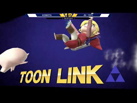 The Big House 8  TOP 32 LOSERS - DL | Komota (Kirby) vs dB | Yeti (Toon Link)