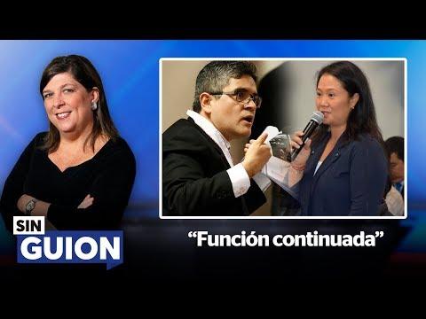 Función continuada  SIN GUION con Rosa María Palacios