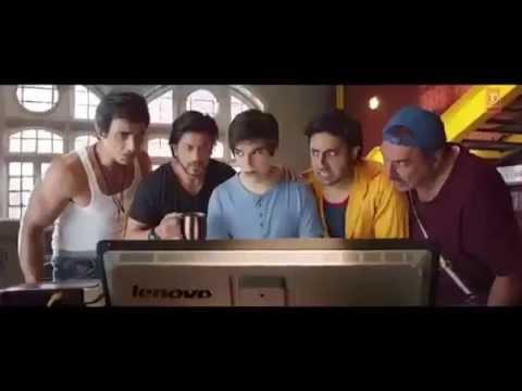 Happy New Year Official Trailer | Sharukh Khan | Deepika Padukone