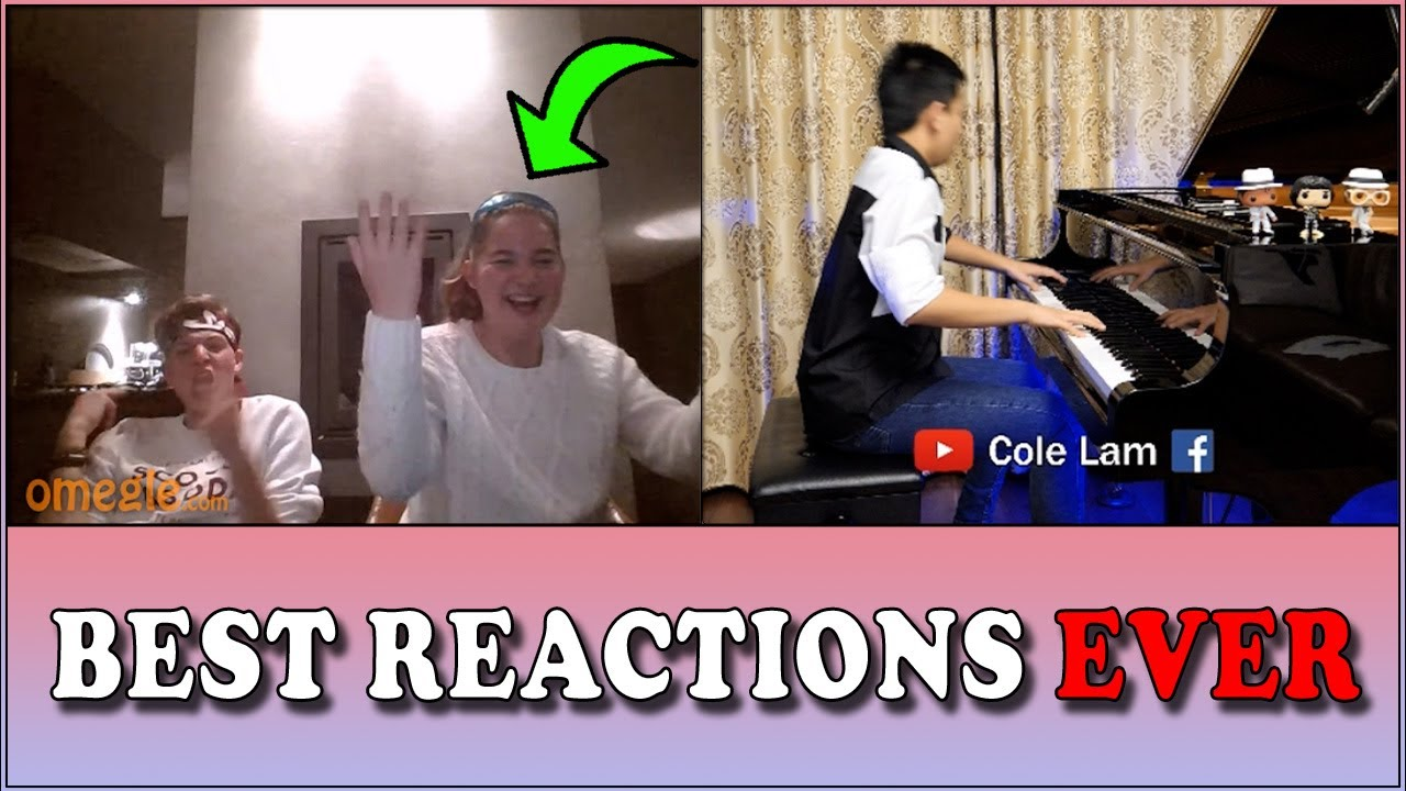 BEST OMEGLE REACTION! Queen Harry Styles Playing By Ear? This Has Everything! Cole Lam 13 Years Old