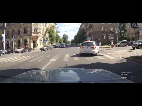 Driving around Vilnius 1