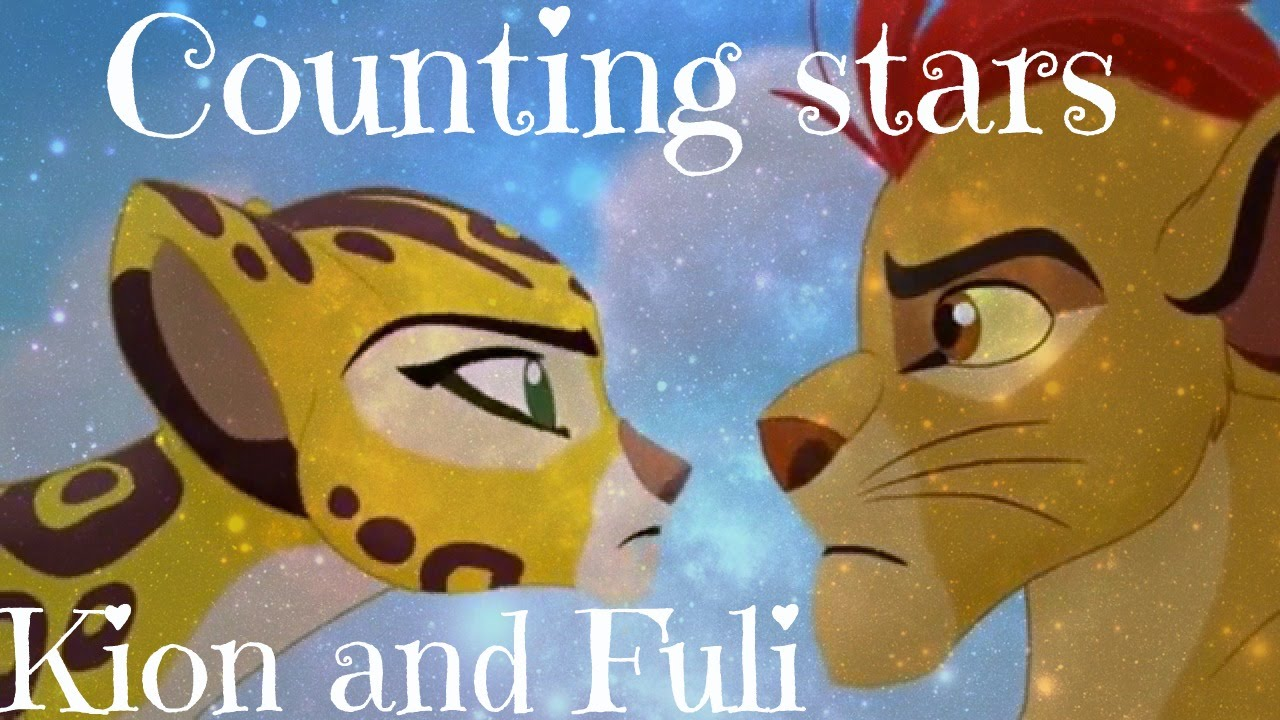 tlg � counting stars � kion and fuli � youtube