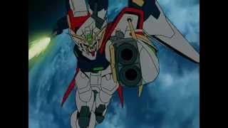 Mobile Suit Gundam Wing Blu ray Box Clean OP 2 Ver  A