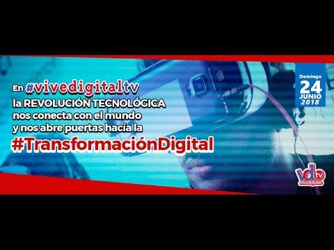 Las empresas son ejemplo de transformación digital | #ViveDigitalTV C24