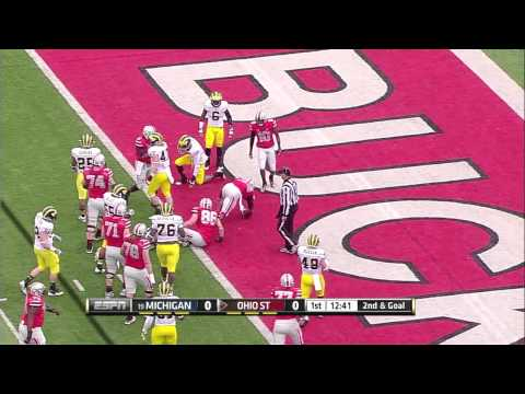 Hyde Puts Ohio State on the Board