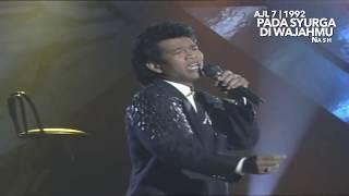 Juara #AJL7 | Datuk Nash - Pada Syurga Di Wajahmu