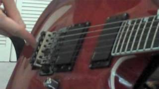 Floyd Rose Re-Stringing & Re-Tuning [HD]