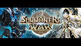 Summoners War - Invocation Legendaire Dark&Light & 52 MS!