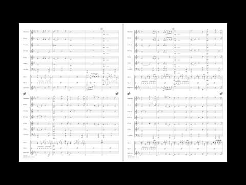 My Heart Will Go On arranged by Paul Lavender