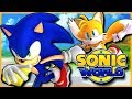 GOTTA GO FAST! | Sonic and Tails Play SONIC WORLD