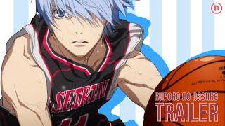 Kuroko no Basket [Trailer]