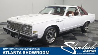 1979 Buick Electra For Sale [4317 ATL]