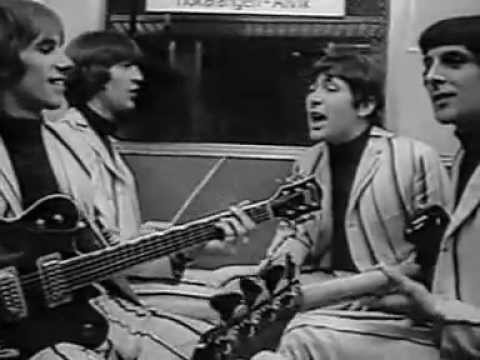 The Troggs - I Can't Control Myself (Stockholm 1966)
