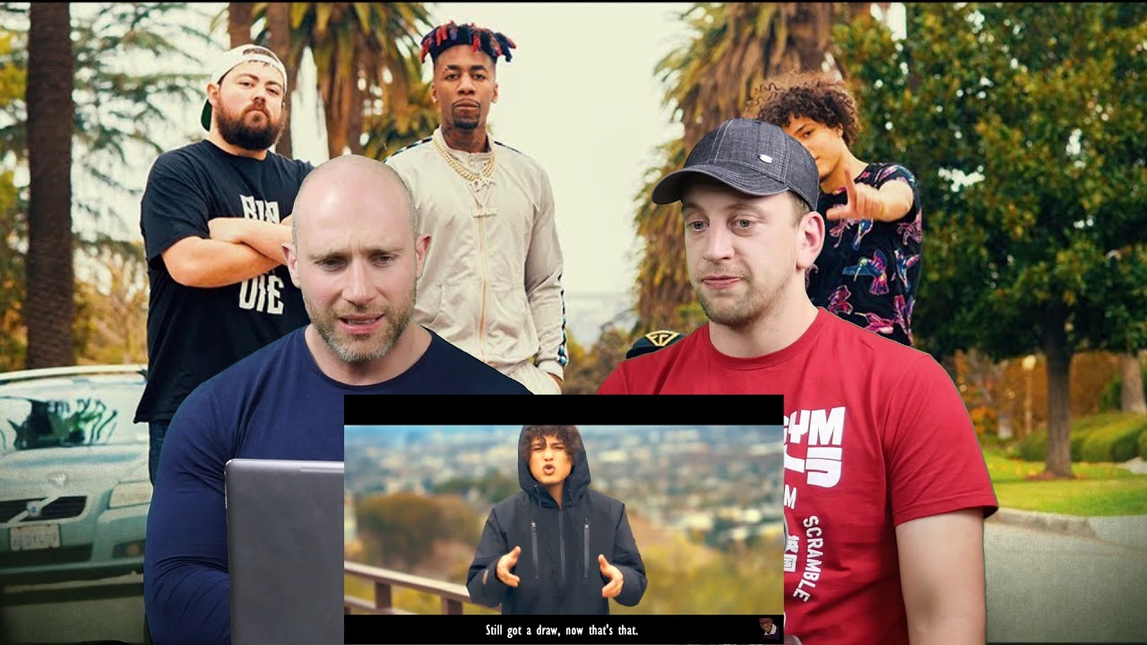 Download 2 BRITISH GUYS React to Deji x Jallow x Dax x Crypt - Unforgivable (KSI DISS TRACK) Official Video