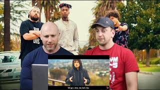 2 BRITISH GUYS React to Deji x Jallow x Dax x Crypt - Unforgivable (KSI DISS TRACK)