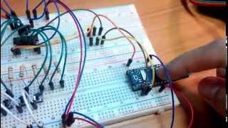Подключение нескольких кнопок к Arduino