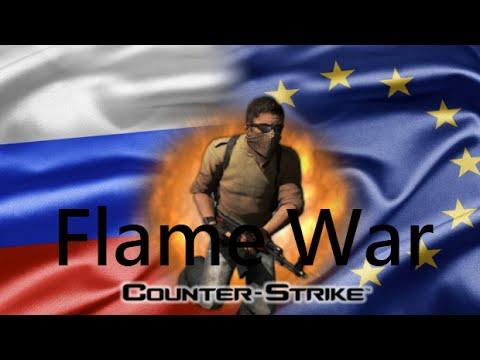 CS:GO EP10 - Russian vs the world (Hostage, hostage)